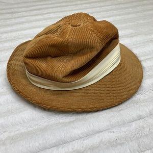Vintage Union Made Derby Mens Hat